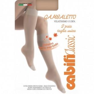 Gambaletto Velato 15