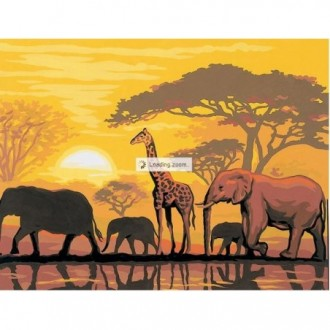 "TELE ROYAL  ""Africa"""