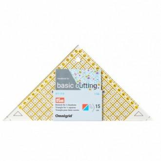 Triangolo svelto con scala cm