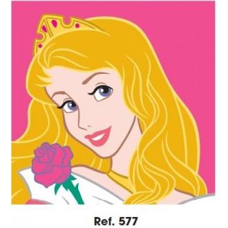 Kit mezzo punto principessa...