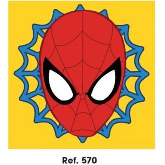 Kit mezzo punto Spiderman